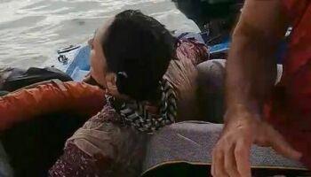 Desaparecida por dois anos, mulher é achada boiando no mar na Colômbia