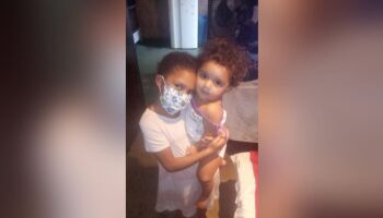 Festa de aniversário é sonho de meninas e mãe pede ajuda pra 'dar o que não teve'