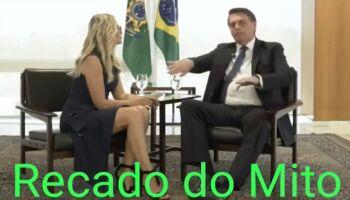 NA LATA: Bolsonaro manda derrubar quem falar que tem seu apoio