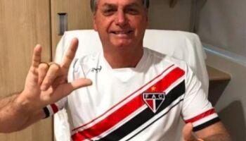 Bolsonaro tem 'ótima evolução clínica' e deixa hospital após retirar cálculo da bexiga