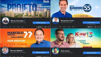 Campanha está liberada e domina redes sociais