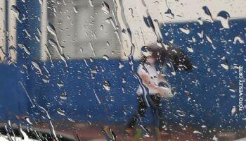 Tá quase em CG: chuva chegou em Dourados e amenizou calor e temperatura caiu 14°C