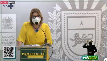 MS registra mais 17 mortes por covid; 11 em Campo Grande