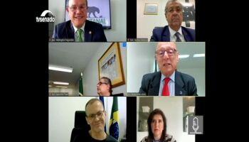 Comissão do Pantanal aprova plano de trabalho e visita a Corumbá