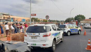 Na frente de shopping: corpo cabeleireiro desaparecido é achado no Córrego Segredo