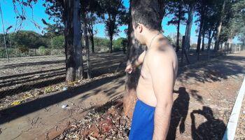 Carlos Eduardo foi terceira vítima da curva da morte na Salgado Filho
