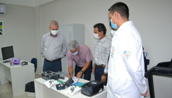 Campo Grande inaugura ambulatório de reabilitação a pacientes recuperados da covid-19