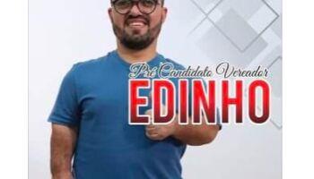 Técnico de basquete 'Edinho' é escolhido candidato a vereador em Nova Andradina