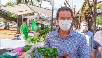 Marquinhos vai criar programas para incentivar a cadeia produtiva e a agricultura familiar
