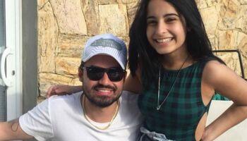 Cantor Fernando processa ex-mulher por ser chamado de pai ausente