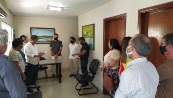 Cidadania é mais um partido que apoia a reeleição de Marquinhos Trad