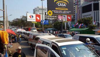 Após protesto, autoridades reabrem fronteira entre Brasil e Paraguai