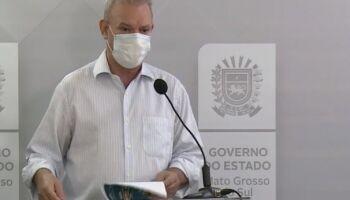 MS tem dez novas mortes por covid-19 em 24 horas; cinco em Campo Grande