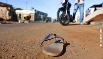 Mulher morre na Santa Casa depois de acidente de moto