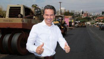 Em busca da reeleição, Marquinhos tem projeto de 40 obras e 16 mil novos empregos
