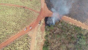 Operação Focus vistoria propriedades para apurar incêndios criminosos no Pantanal