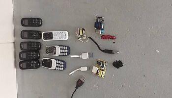Homem é flagrado com oito celulares no ânus em presídio do MT