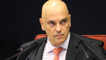 Ministro Alexandre de Moraes nega teste positivo para covid