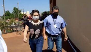 Obstetra envolvida em morte de Sheyza dá caminhão como fiança e fica solta