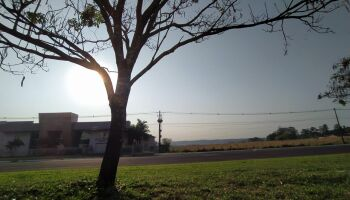 Primeiro domingo da primavera de calor de 40ºC em Mato Grosso do Sul