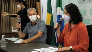 Proposta para vacinas contra a covid estão em fase final de tramitação, diz Saúde de MS