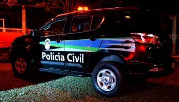 Homem é preso por tentativa de estelionato em agência bancária da Capital