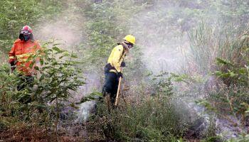 Dono de fazenda e réu por corrupção é investigado por incêndios no Pantanal