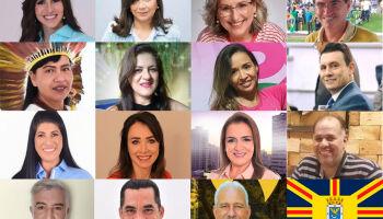 Conheça os 14 candidatos a vice para a prefeitura de Campo Grande