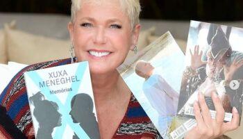 Xuxa avisa que vai deixar a Record no fim do ano: 'infelizmente'