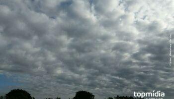 Terça-feira será de chuva e temperaturas agradáveis em MS