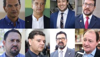 Gravações e encontros com apoiadores, veja a agenda dos candidatos a prefeito de Campo Grande
