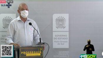 Mato Grosso do Sul supera os 70 mil infectados pelo coronavírus