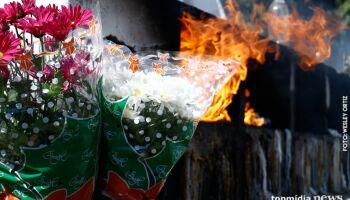 Militar joga álcool e ateia fogo em esposa em Corumbá