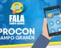 Procon Campo Grande inova e leva para aplicativo serviços de atendimento ao consumidor