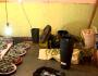 'Fogo na bomba': PM encontra galpão com estufa para produção de maconha