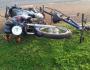 Ciclista morre em acidente na BR-163