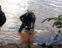 Bombeiros localizam corpo de homem que se afogou no Rio Amambaí