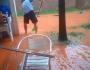 Árvore cai e teto de escola desaba em cidade de MS