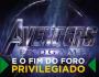 VÍDEO: senador com complexo de herói rouba vídeo dos Vingadores para divulgar projeto