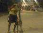 Torcedor e cachorro são espancados por rivais após resultado em jogo de futebol