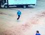VÍDEO: ladrões tentam roubar caminhão usando o golpe do falso frete