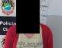 Mãe que matou bebê espancada em Goiás é presa em MS