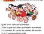 Golpe online direcionado às crianças usa personagens da Turma da Mônica