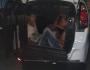 Guarda Municipal flagra dupla carregando TV furtada pela área central de Campo Grande