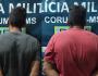 Pede música: PM prende dupla que tentava furtar conveniência pela terceira vez seguida em Corumbá
