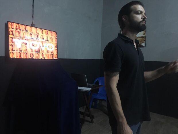 Candidatos do Novo acrescentam QRCode para vídeo em santinhos