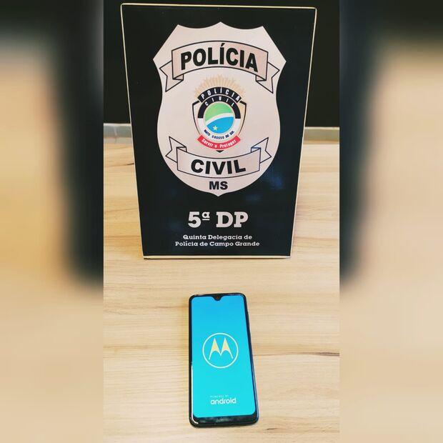 Polícia recupera celular que 'desapareceu' em acidente com morte