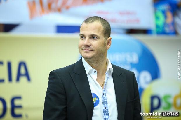 Robison Gatti assume secretaria de Governo de Campo Grande