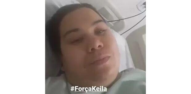 Com leucemia e paralisia corporal, mãe pede ajuda para seguir na batalha pela vida