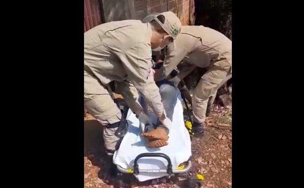 É feminicídio: mulher agredida a tijoladas pelo marido morre no hospital de Dourados